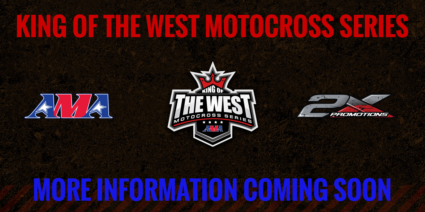 King of the West Motocross Series